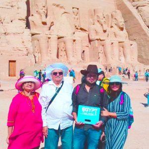 2 Days Aswan & Abu Simbel Tours from Hurghada