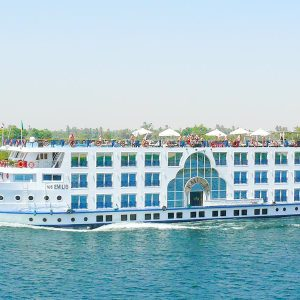 4 Days Aswan Abu Simbel Nile River Cruise