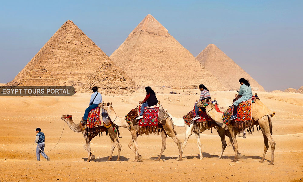 Is It Safe to Visit the Pyramids - Egypt Tours Portal