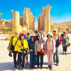 """10 Days Cairo, Aswan, Luxor & Hurghada Tour """"Overland"""""""