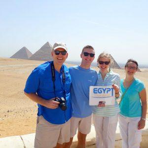 5 Days Cairo and Hurghada Vacation
