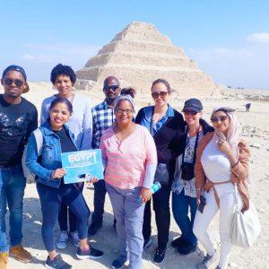 Pyramids Tour from Cairo to Memphis and Sakkara