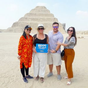 Treasures of Egypt in 11 Days Luxury Vacation