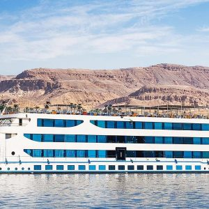 Oberoi Zahra Nile Cruise Easter Vacation