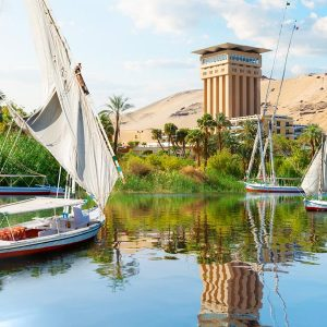 Scenic and Historic Egypt Treasures in 8 Days Easter Vacation
