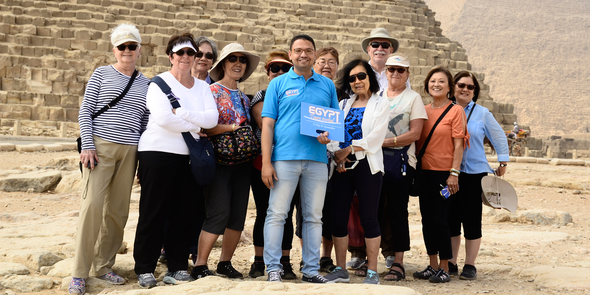 Egypt Tours Portal Customer Group