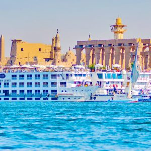 8 Days Cleopatra's Cairo & Nile Cruise Tour for Solo Woman