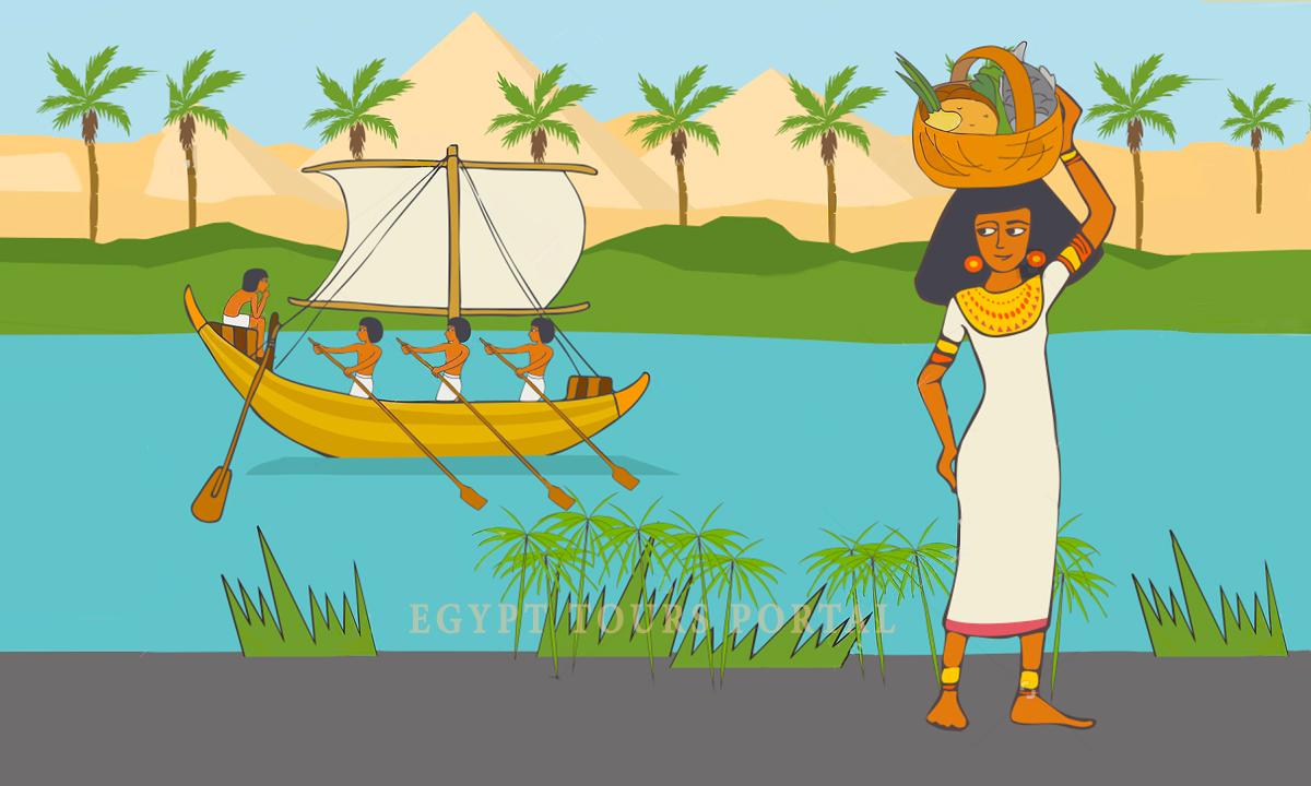 Ancient Egyptian Trade - Egypt Tours Portal