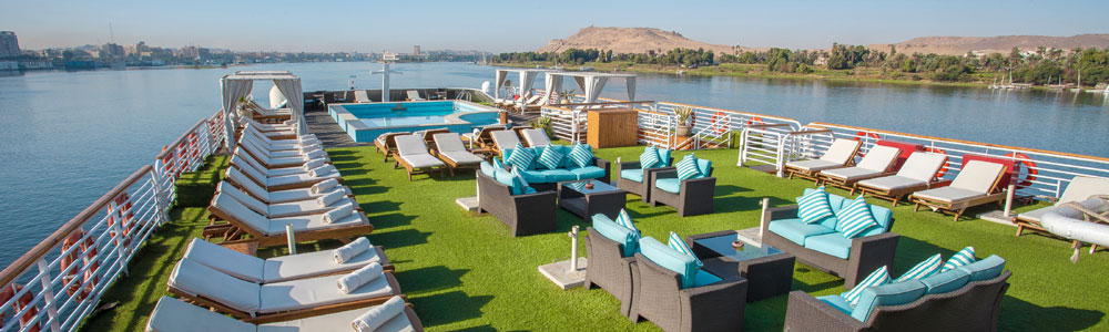 4 Days MS Acamar Nile Cruise From Aswan