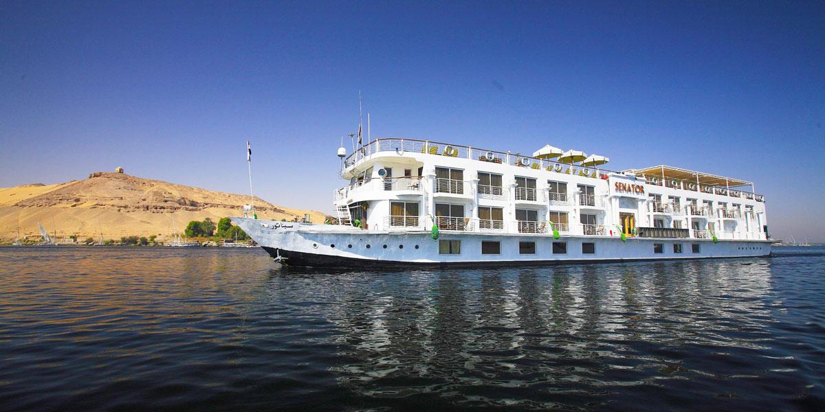 Jaz Senator Nile Cruise - Egypt Tours Portal