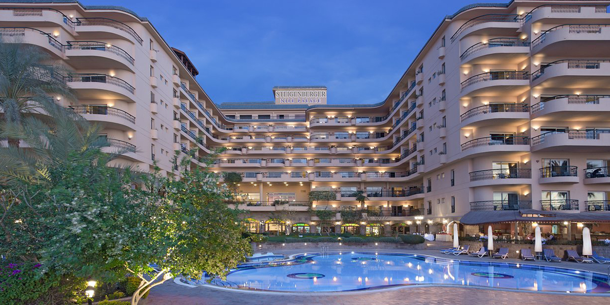 Steigenberger Nile Palace Hotel - Egypt Tours Portal
